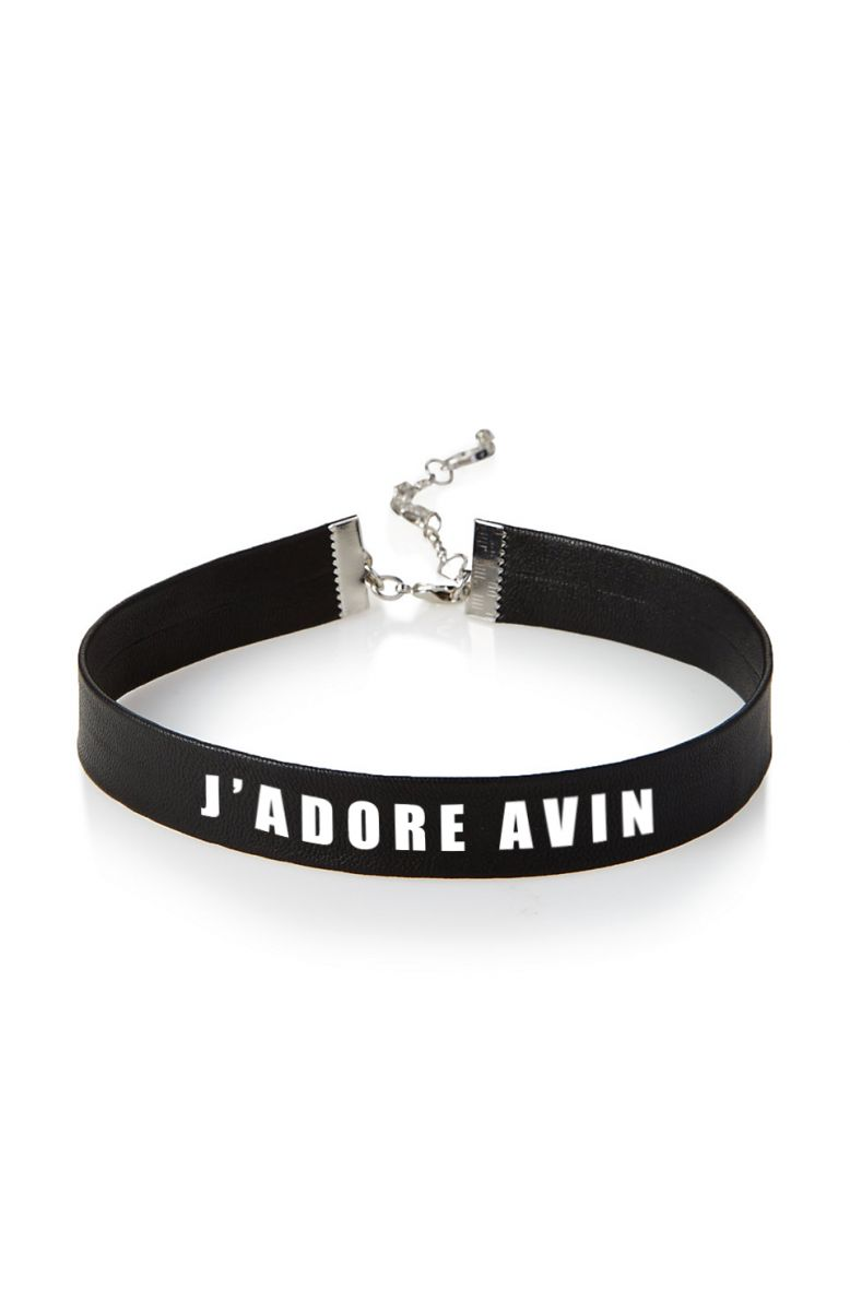Choker J'Adore AVIN