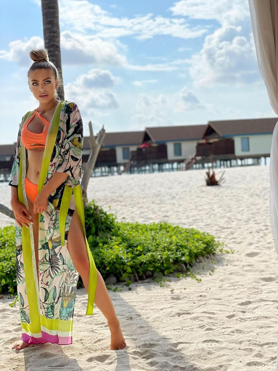 Халат за плаж avin