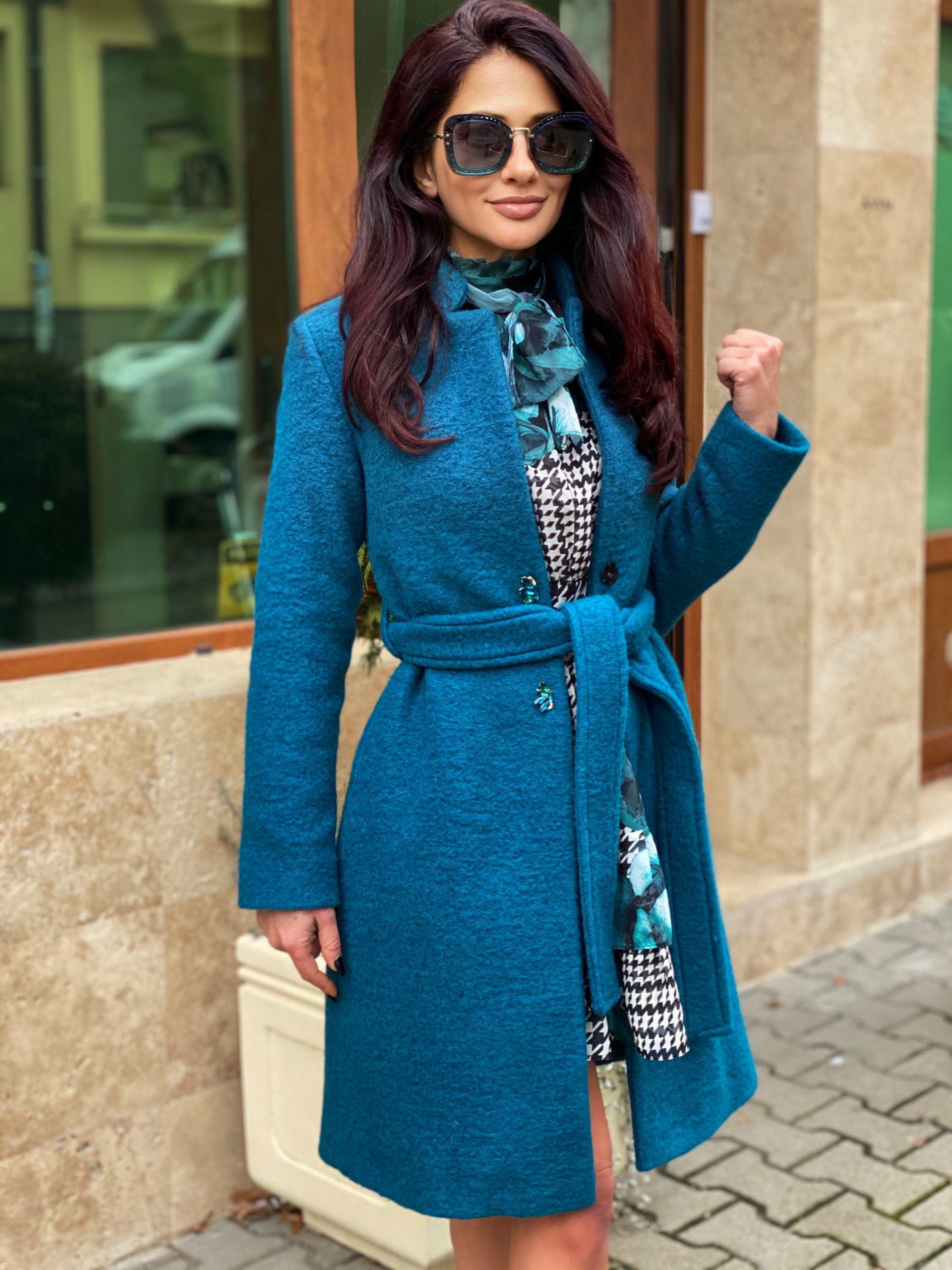 палто въoriginal_19103лна avin синьо палто онлайн