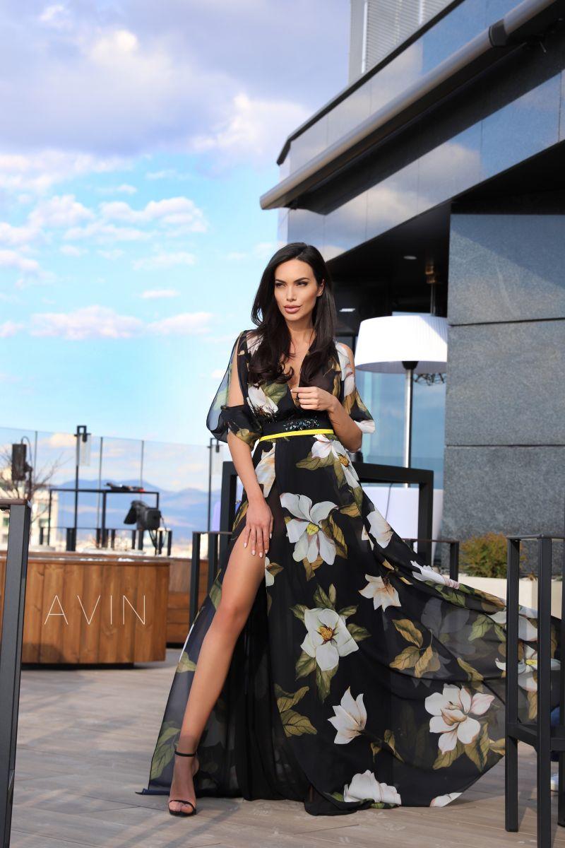 рокля магнолии